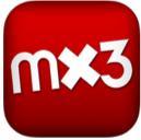 mx3 app